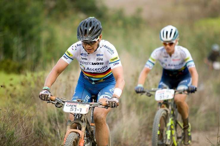 Absa Cape Epic 2017 Stage 4 - Greyton to Elgin