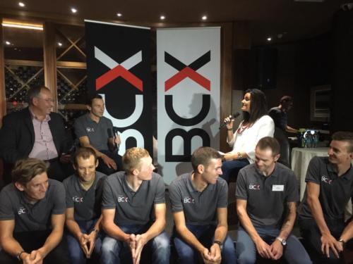 Team BCX Launch - 2017