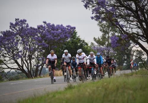 BCX - Telkom 947 Training Rides 2017