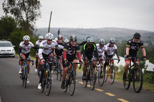 Telkom 947 Training Ride By BCX Credit: Marike Cronje www.zcmc.co.za
