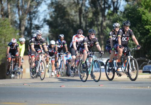 Telkom 947 Training Rides 2018 By BCX - Credit: Marike Cronje - www.zcmc.co.za