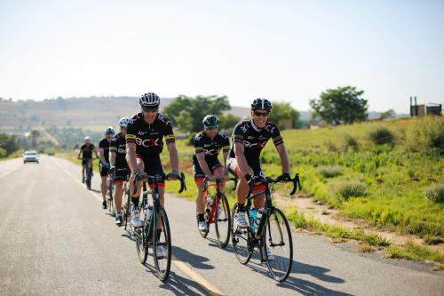 Telkom 947 Training Rides 2018 By BCX - Credit: Daniel Coetzee - www.zcmc.co.za