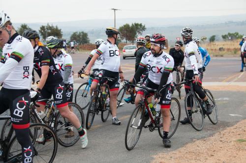 Telkom 947 Training Ride By BCX Credit: Sage Lee Voges - www.zcmc.co.za
