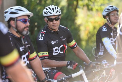 BCX - Telkom 947 Training Rides 2018
